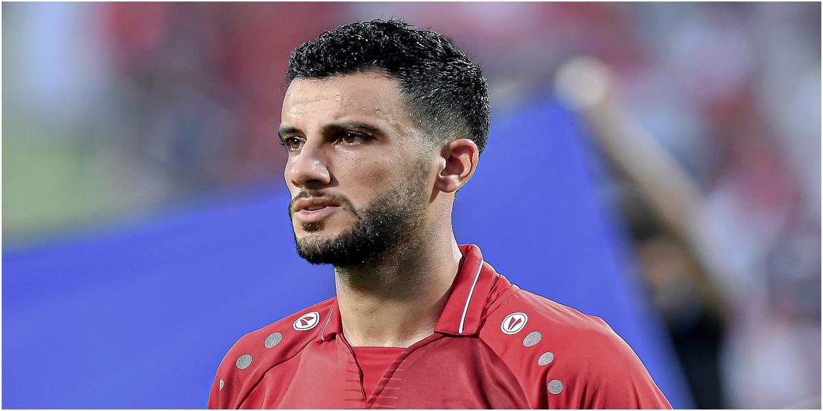 omar athlètes arabes
