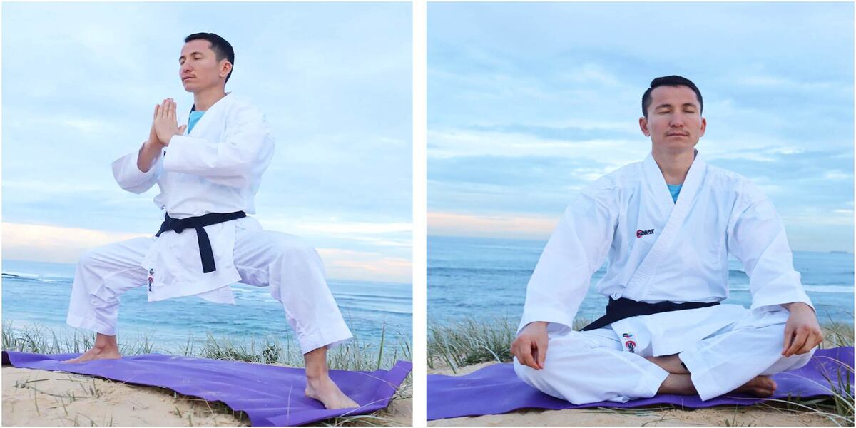 méditer et respirer