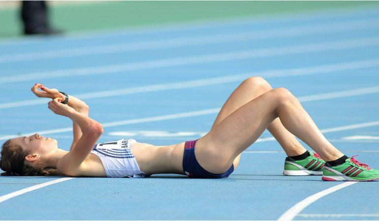 5 athlètes féminines arabes ouvrent la voie